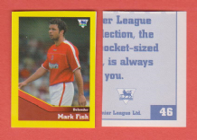 Charlton Athletic Mark Fish South Africa 46 BBR